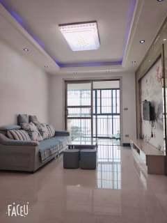 (市中心)汇金国际2室2厅拎包入住精装修