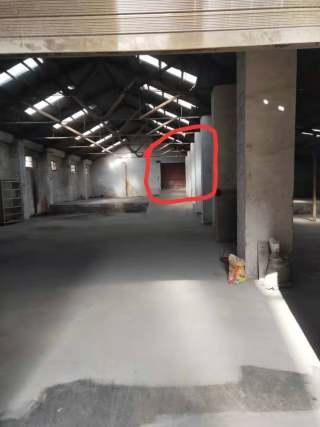 (北城)北关四方工业园附近 厂房 500m²  29039