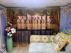 市中心 万象城 loft公寓 1室2厅1卫60m²豪华装修