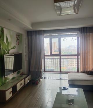 (市中心)万象城3室2厅1卫2000元/月126m²精装修出租